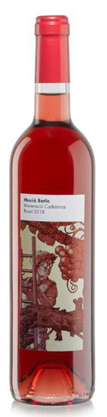 maceracio carbonica rosat